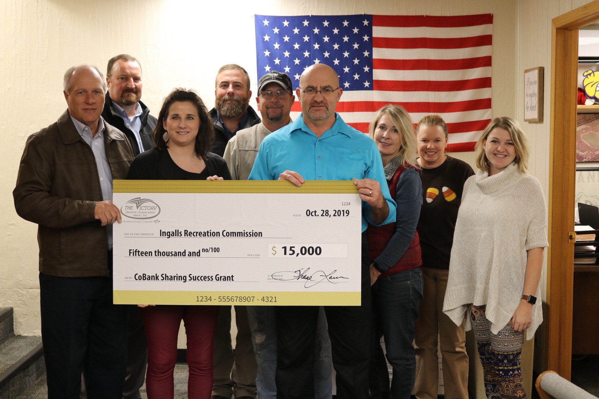 CoBank Sharing Success Grant Winners in 2019