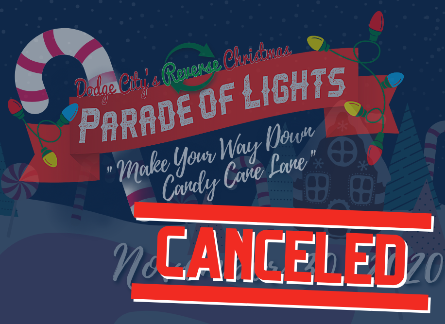 Parade of Lights Canceled